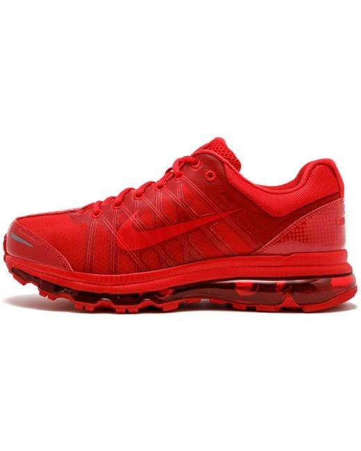 Nike Men's Red Air Max '95 Le Db