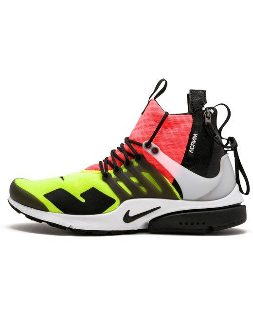 Nike Men's Black Af1 Downtown Hi Sp/acronym
