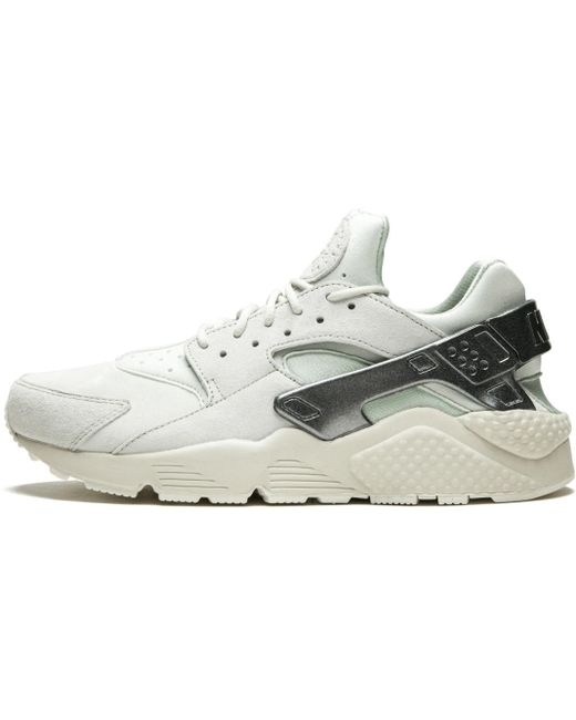 Nike Men's White Air Huarache Run As Qs