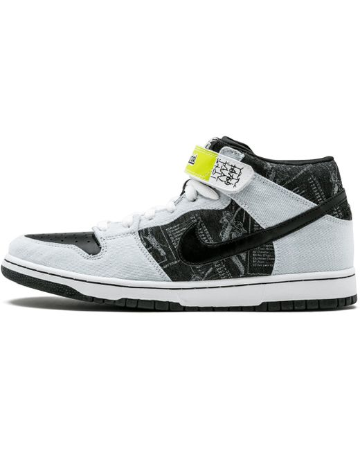 Nike Men's Black Nike Classic Cortez Premium