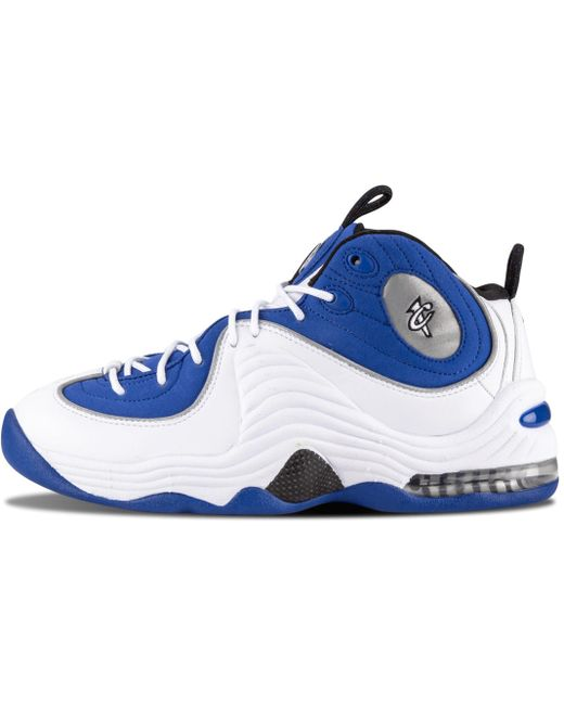 Nike Men's Yellow Air Penny 2 Le