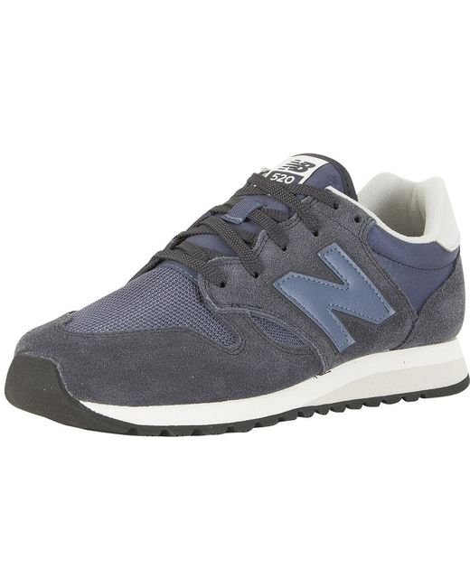 New Balance Men's 420 Trainers, Blue Men's In Blue