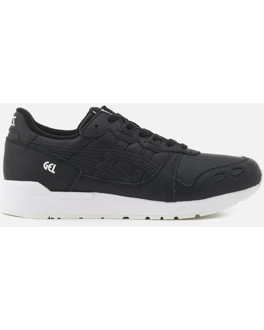 Asics Men's Black Lifestyle Gel-lyte Trainers