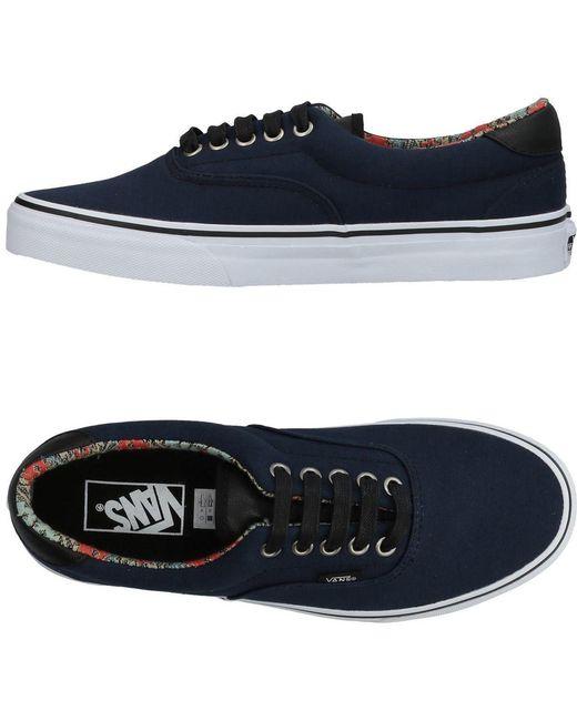 Vans Men's Natural Low-tops & Sneakers