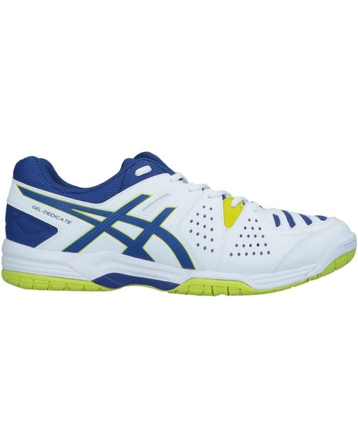 Asics Men's White Low-tops & Sneakers