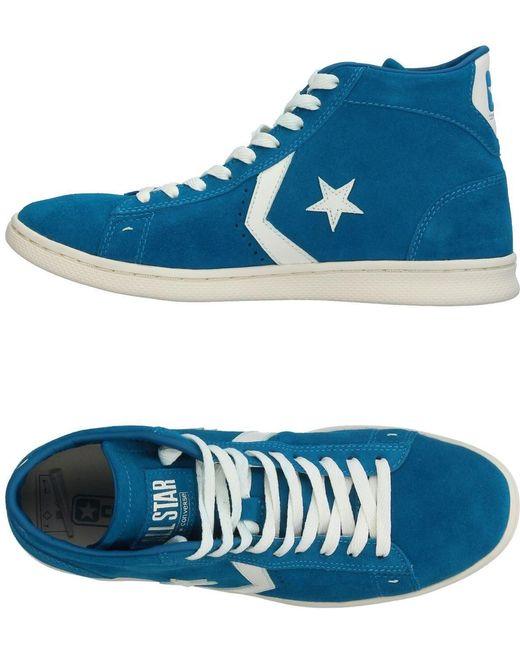 Converse Men's Gray High-tops & Sneakers
