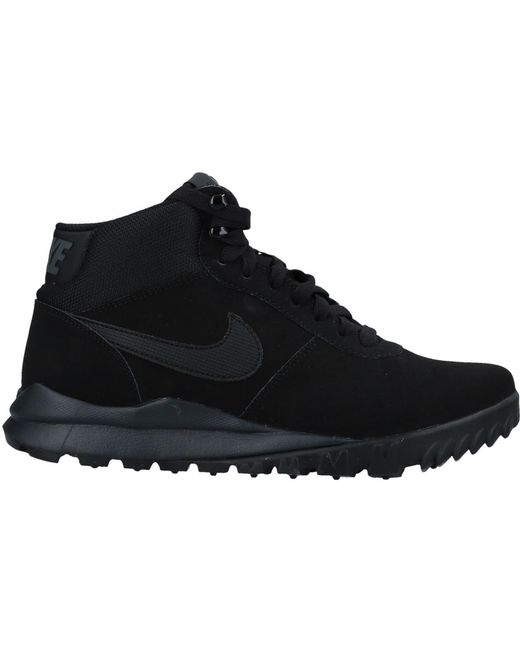 Nike Men's Black High-tops & Trainers