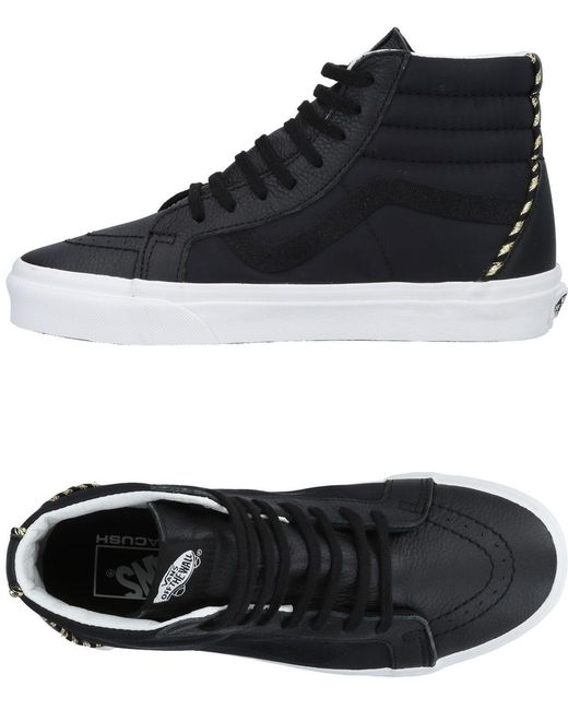 Vans Men's Black High-tops & Sneakers