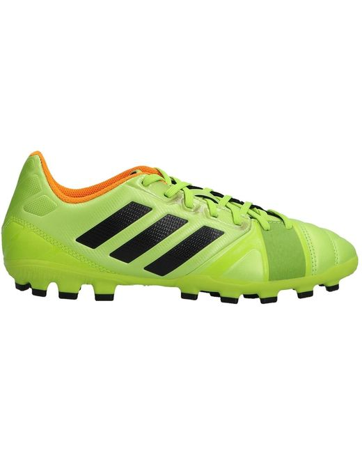 adidas Men's Green Low-tops & Sneakers