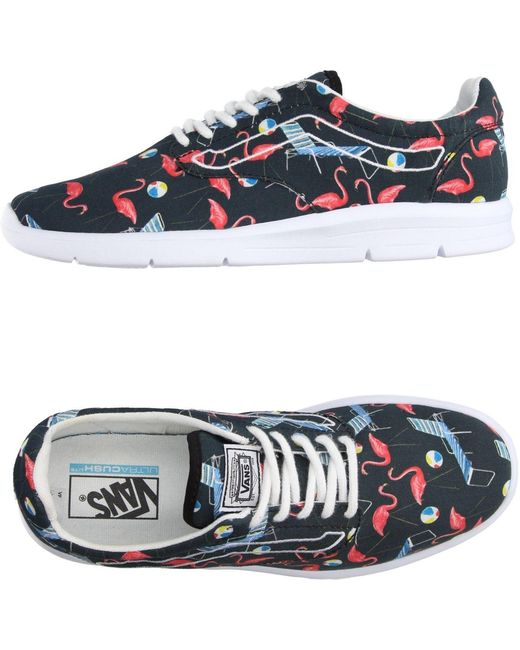 Vans Men's Gray Low-tops & Sneakers