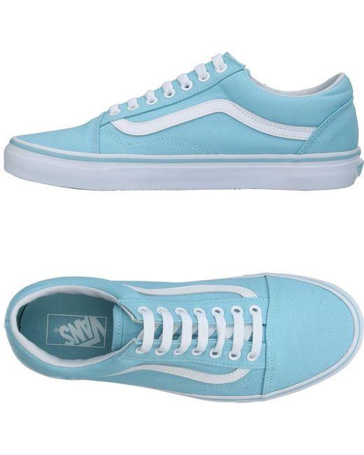 Vans Men's Purple Low-tops & Sneakers