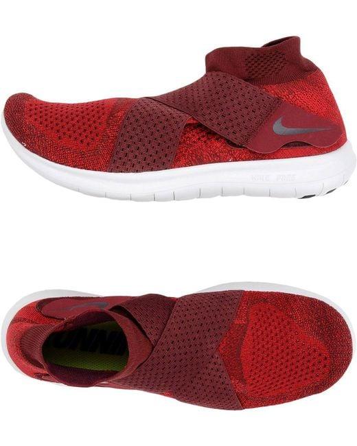 Nike Men's Red Low-tops & Sneakers