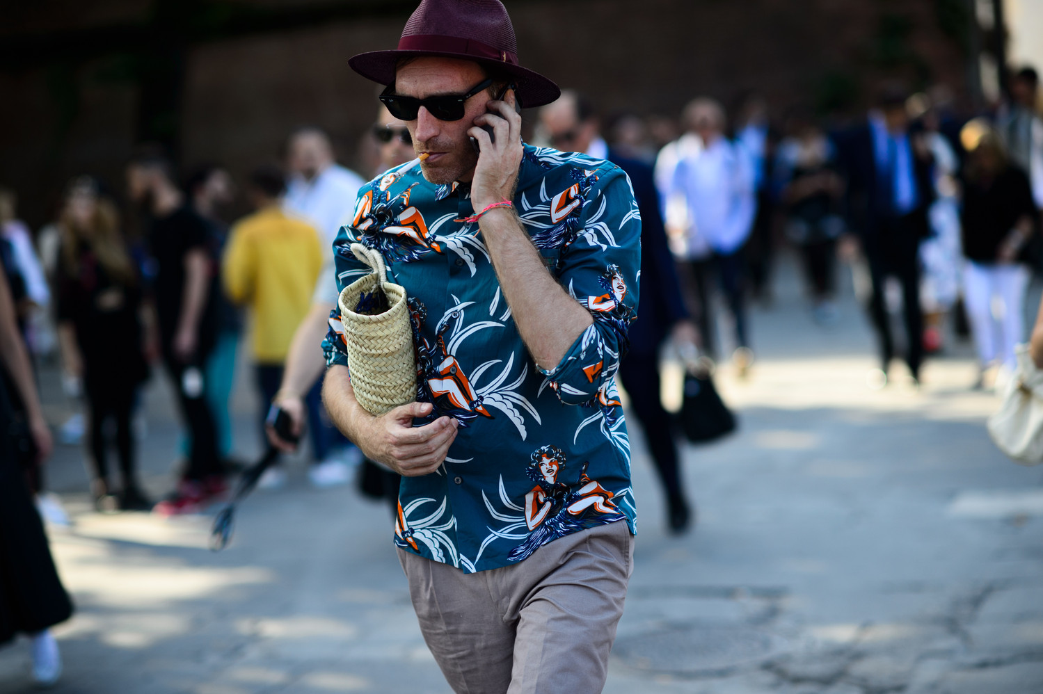 Lyst - Men's Hawaiian Shirts Are In Style (Again)