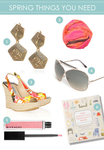 Spring Things You Need
