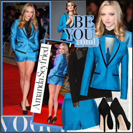 Star Style: Amanda Seyfried in H&M