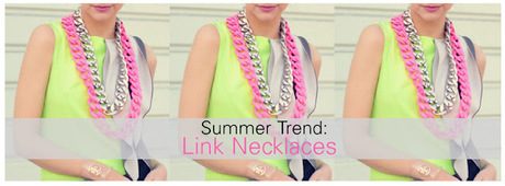Trend: Link Necklaces