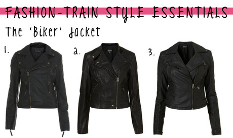 Fashion Train Style Essentials