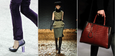 AW12 Trend Watch: Accessories