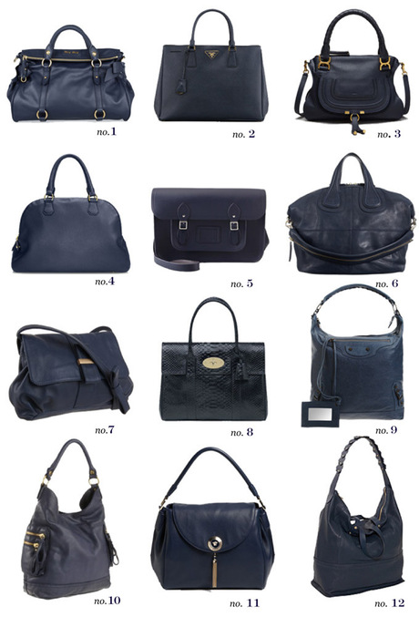 A Good Navy Bag is Hard to Find!