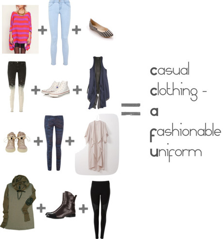 Casual Clothing – A Fashionable Uniform
