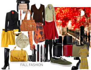 Fall Fashion from Polyvore