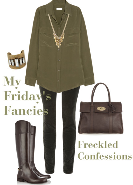 My Friday's Fancies {Leaf Love}