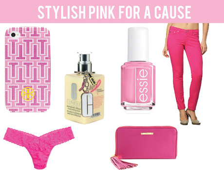 Stylish Pink for a Cause