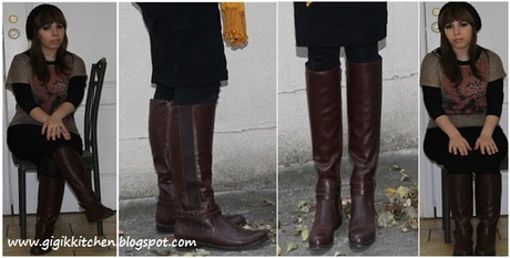 Friday Fashion: The Riding Boots Trend