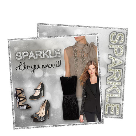 SPARKLE like you mean it!