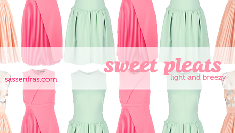 SWEET PLEATS