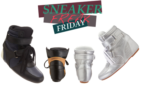 Sneaker Freak Friday Kicks of with JUNYA WATANABE  Wedge Hi-Top
