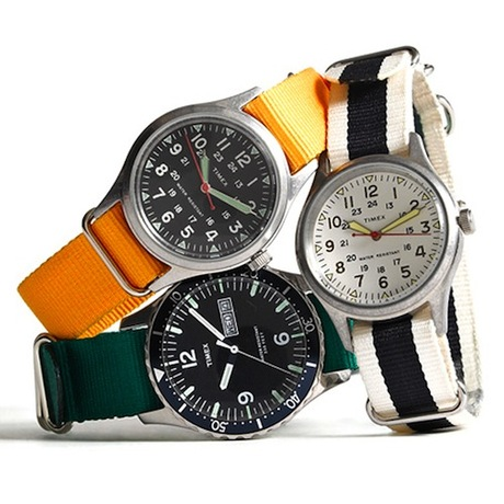 Watch of the Week: Timex's Summer-Ready Wristwear