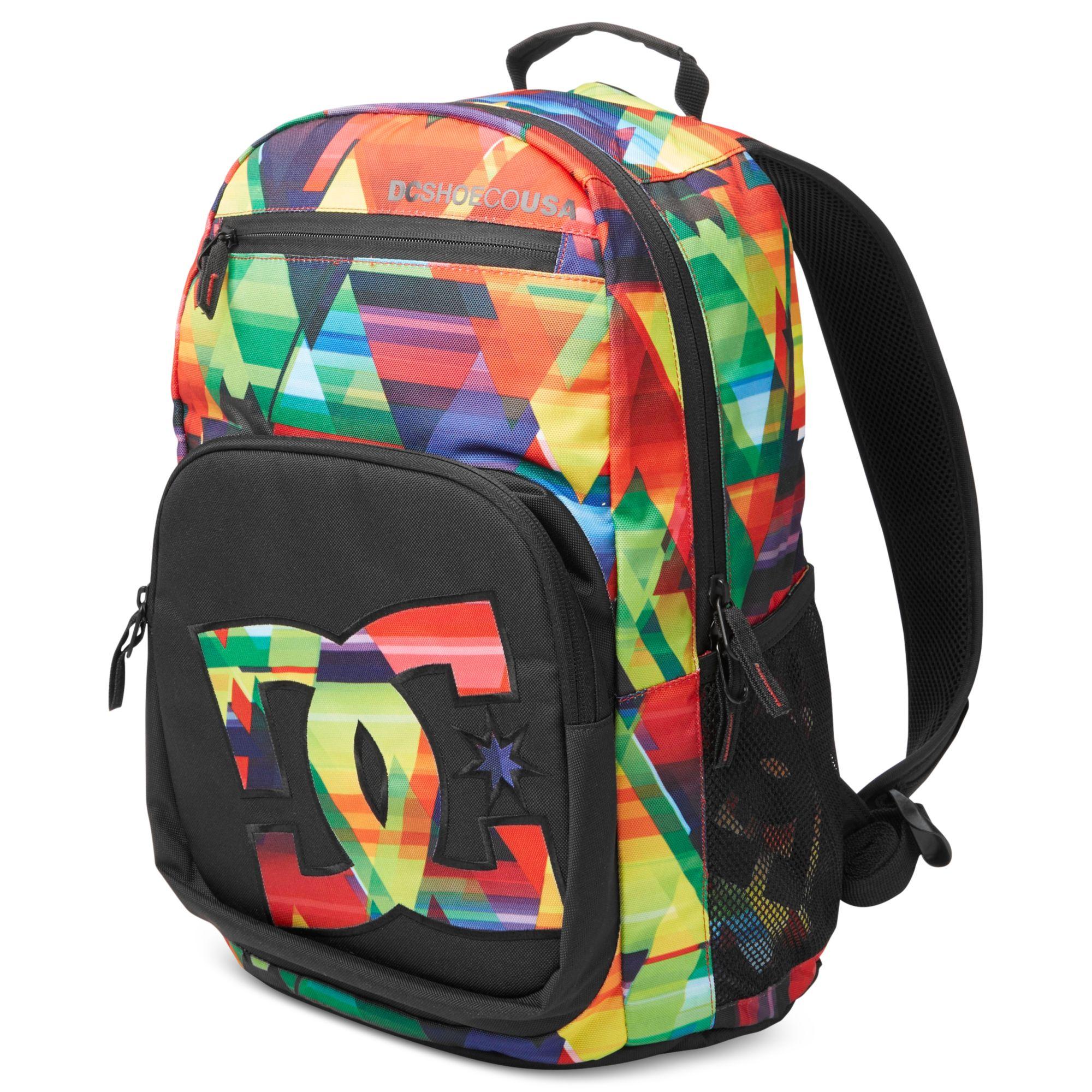 Dc shoes Backpack Detention Backpack for Men