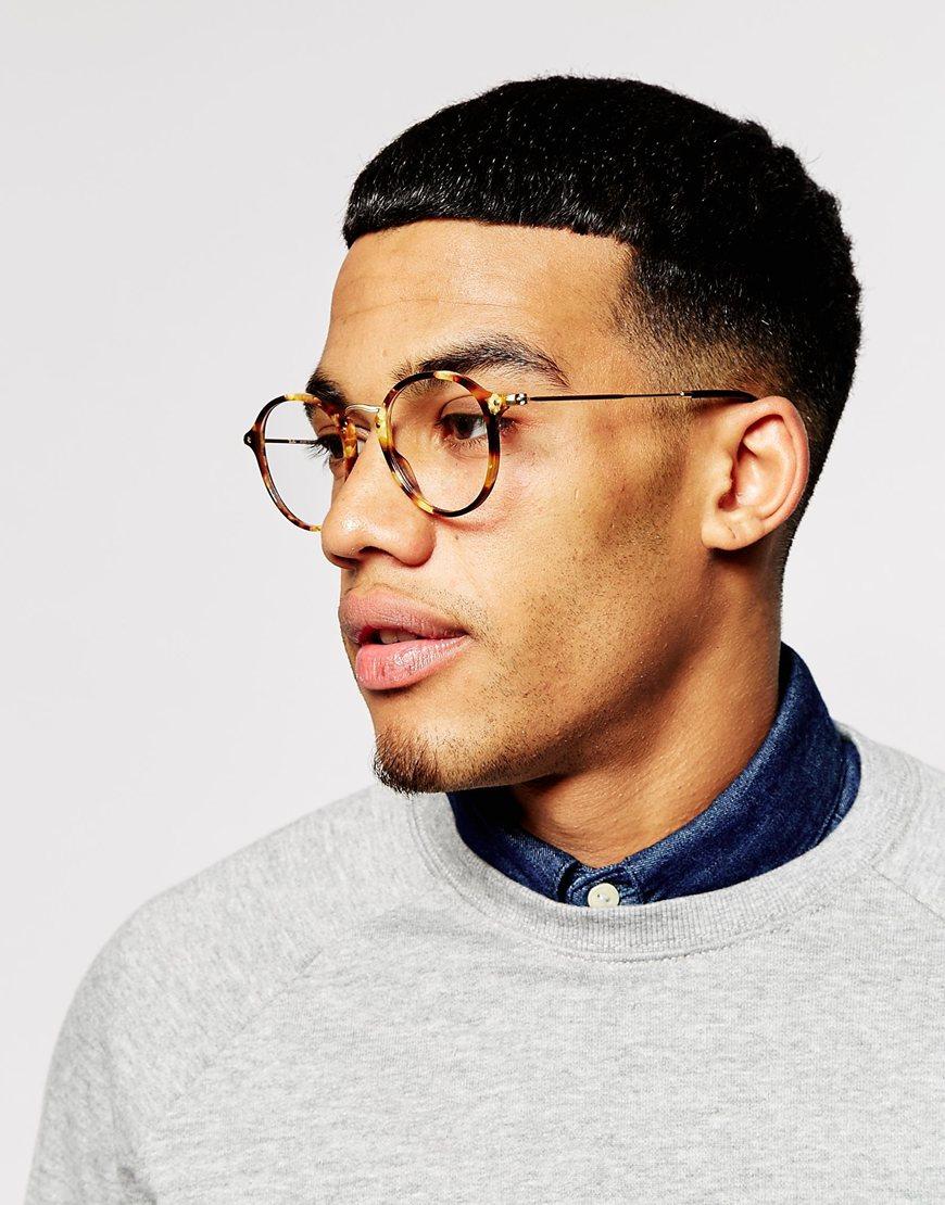 Ray Ban Round Eyeglasses