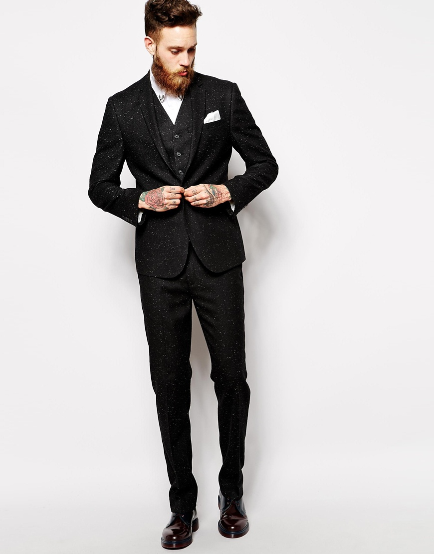 Collection Slim Fit Suit Pants Pictures - Klarosa