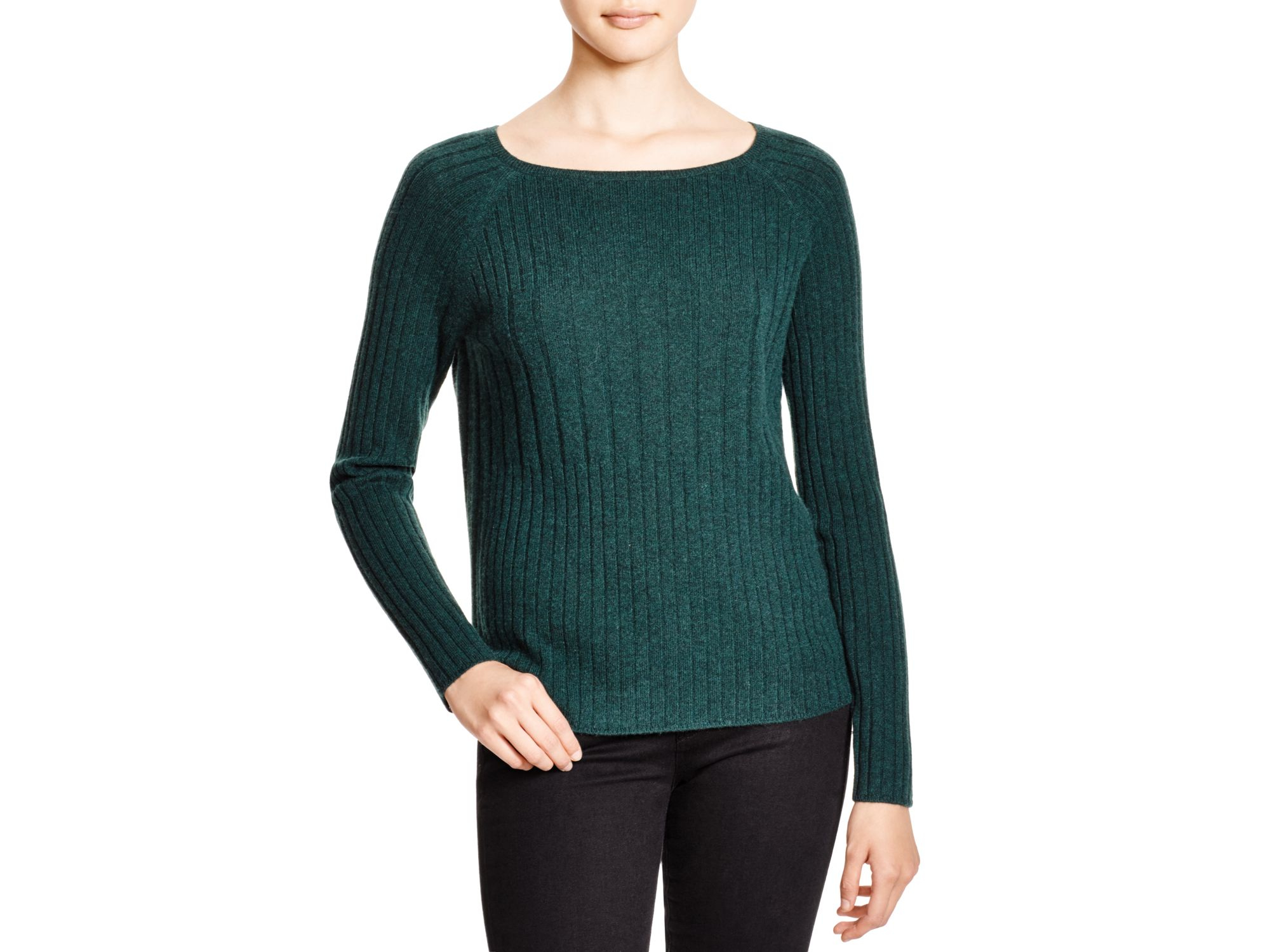 Theory Jillina Ribbed Cashmere Sweater - Bloomingdale's Exclusive ...