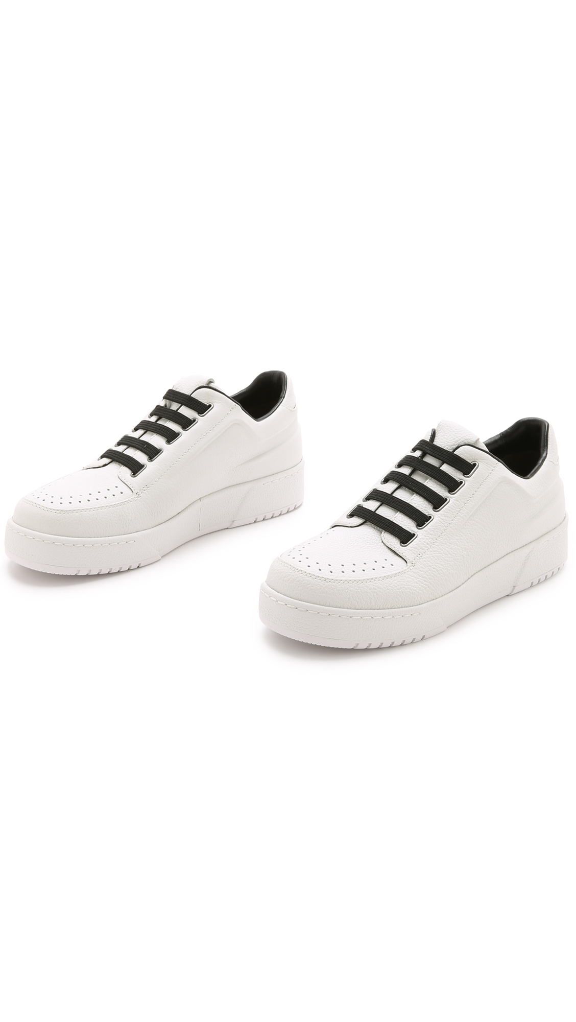 100% Guaranteed Cheap Price Fashion Style Sale Online Pre-owned - Leather low trainers 3.1 Phillip Lim 7dLjPAt