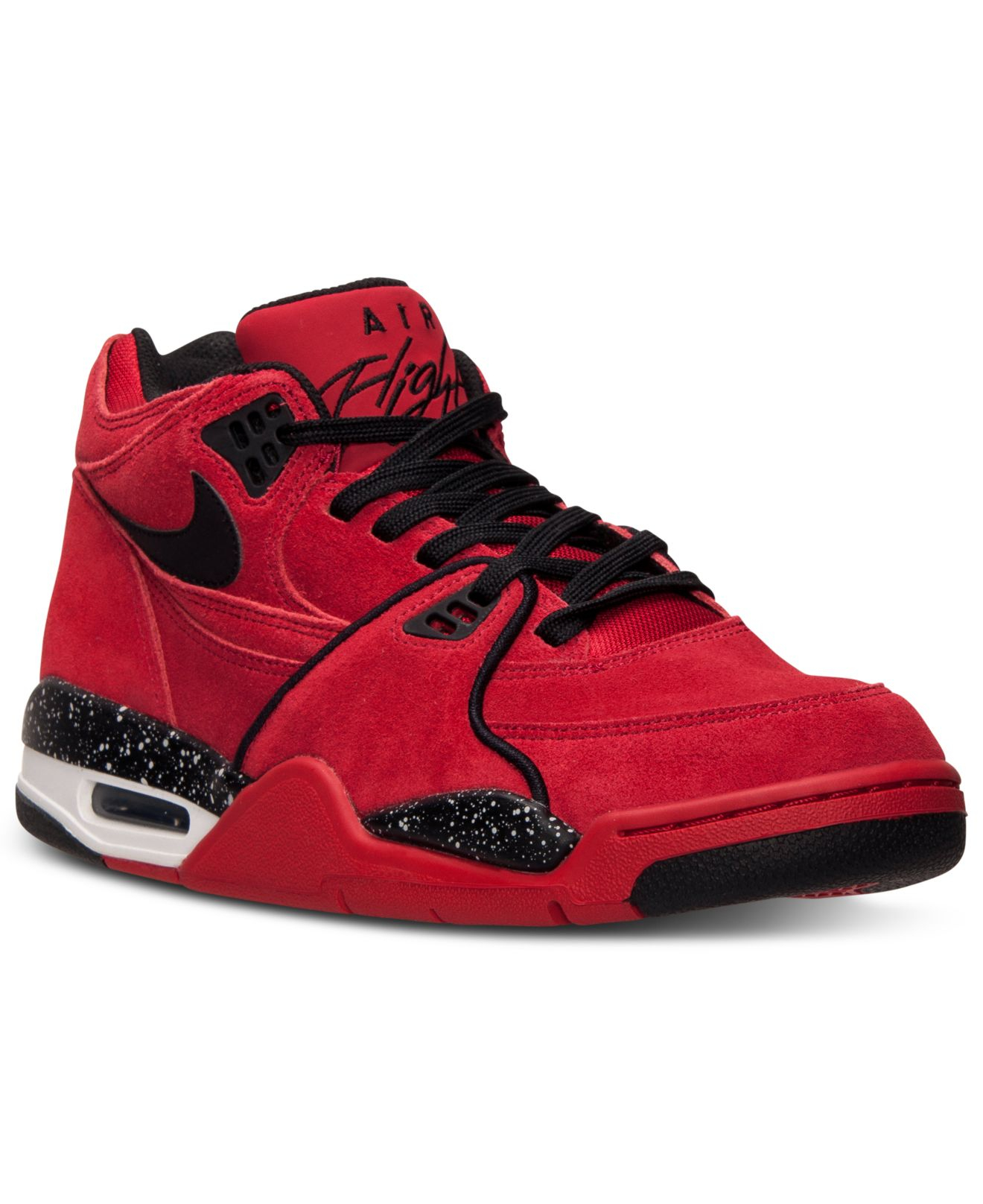 new style be130 06e49 new zealand nike air flight 89 713ce 687c2  get lyst nike mens air flight 89  basketball sneakers from finish line 8411f a3fc6