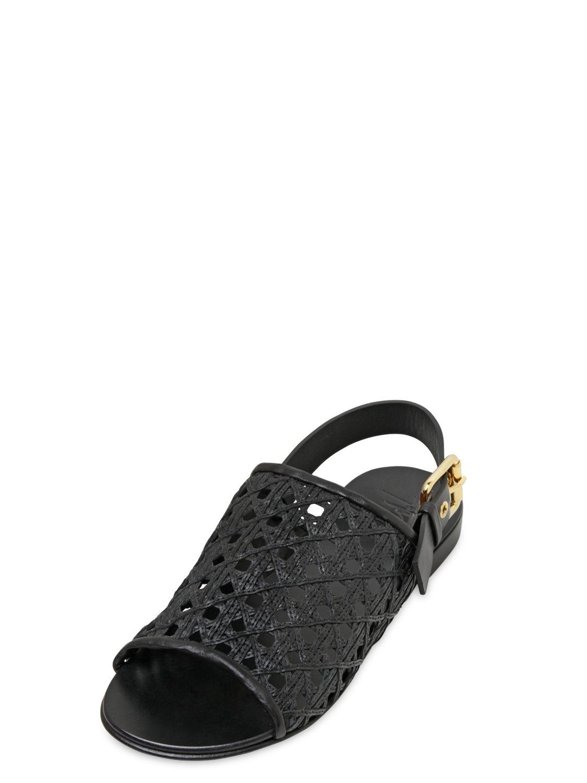 Giuseppe ZanottiWoven sandals CR7q6vk0n