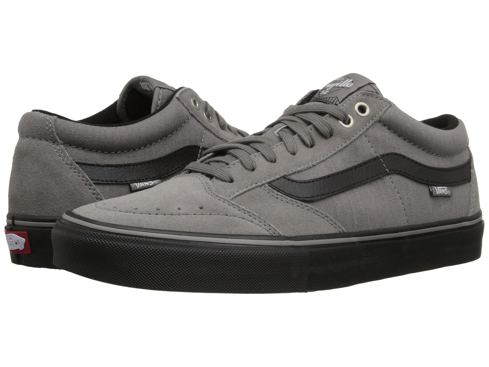 Lyst - Vans Tnt Sg in Gray for Men 04fba273d