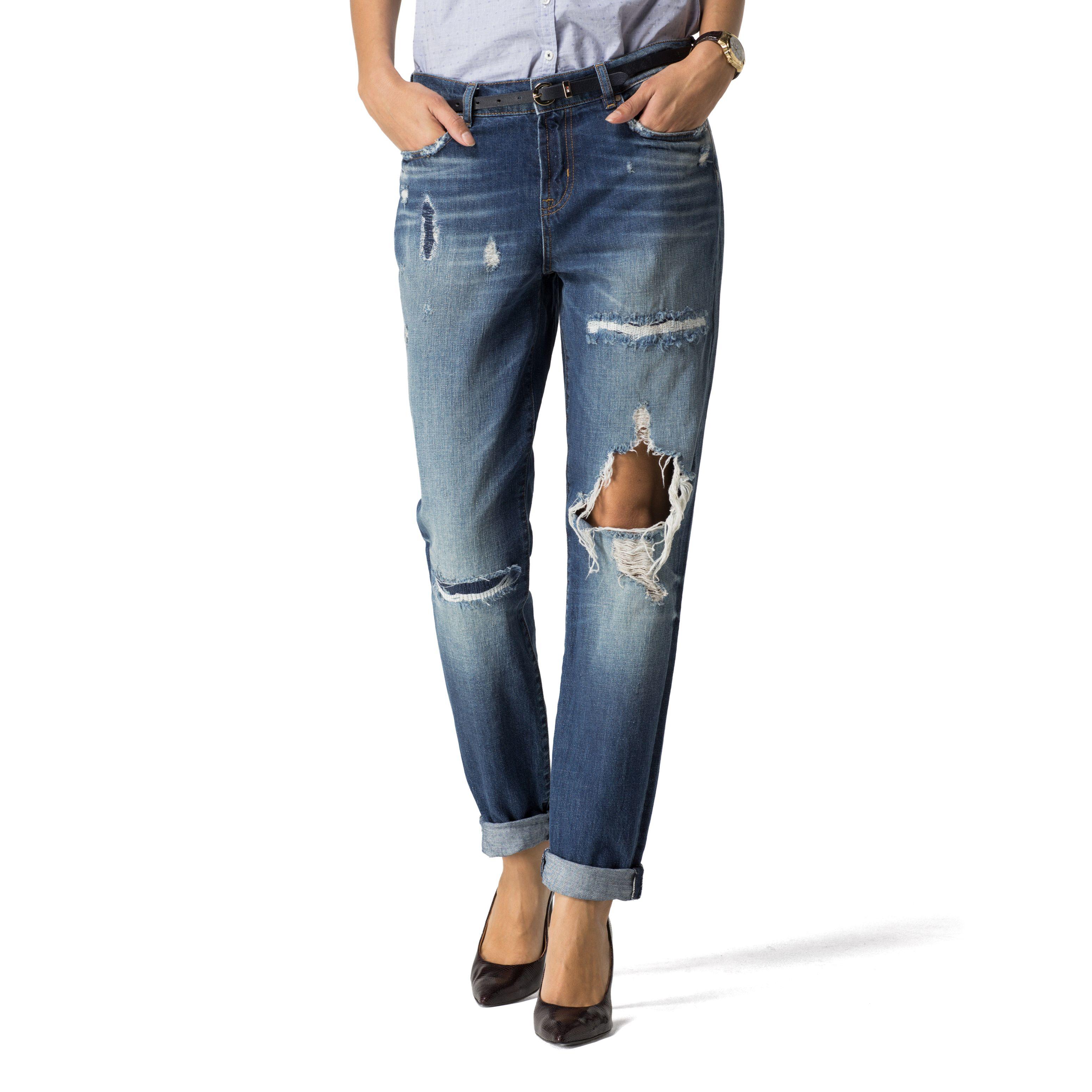 027e8a7de tommy hilfiger suzzy slim fit jeans | AmericanMedSupply.com