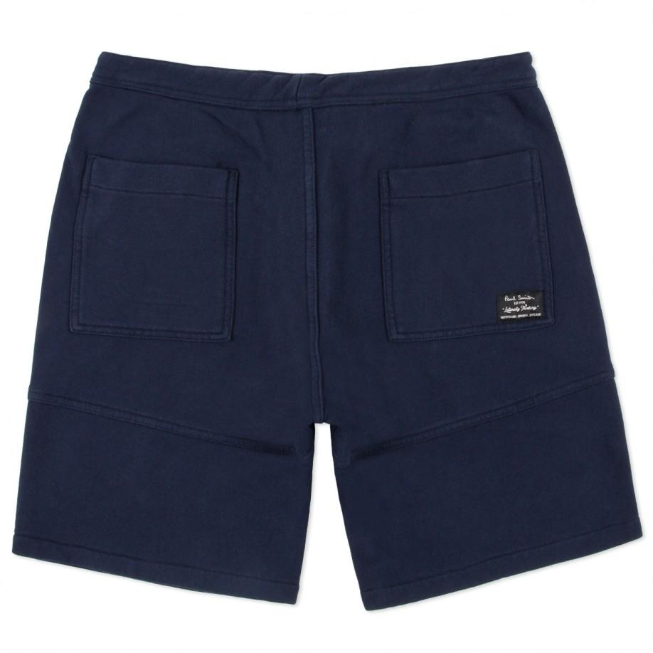 Paul smith Men's Navy Two-piece Loopback-cotton Sweat Shorts in ...