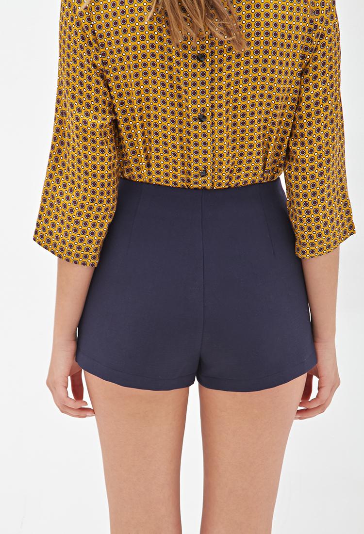 7537a62566e Gallery. Women s High Waisted Shorts Women s Low Rise Denim ...