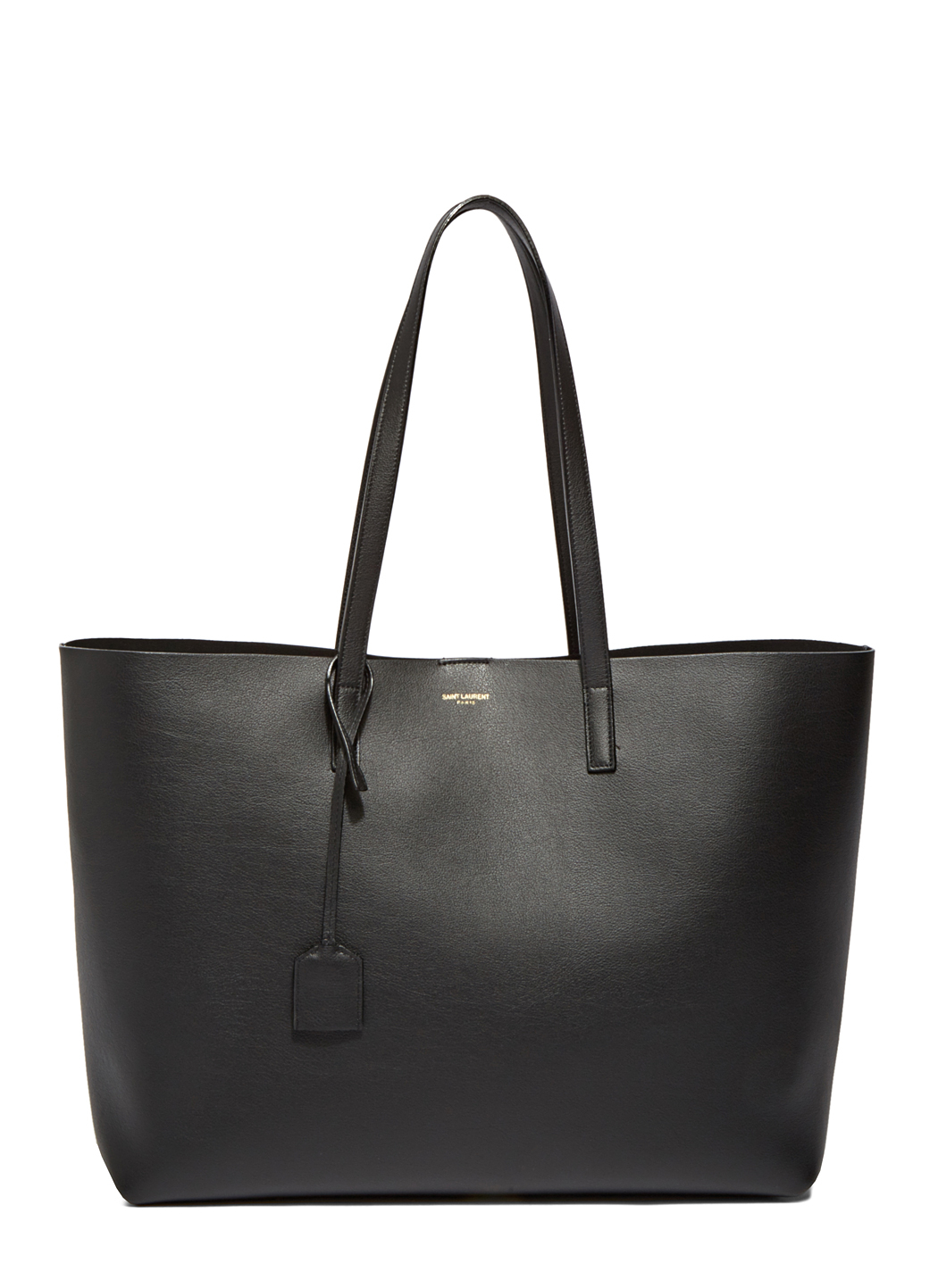 Saint laurent Shopper Large Tote in Black | Lyst