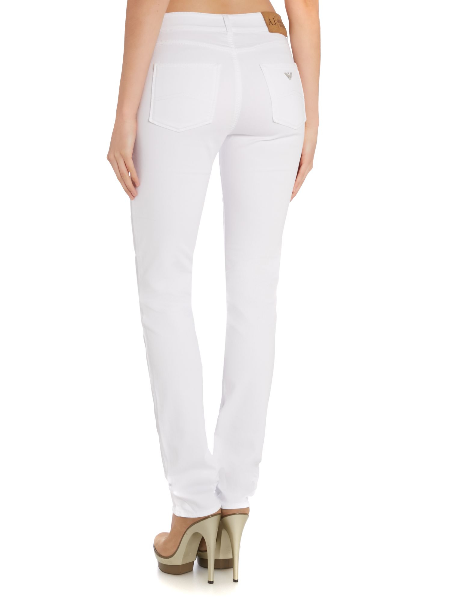 ASOS DESIGN Maternity Ridley high waist skinny jeans in white with under the bump waistband. £ ASOS DESIGN Maternity Rivington with over the bump waistband in black cord. £ ASOS DESIGN Rivington high waisted jeggings in black coated. £