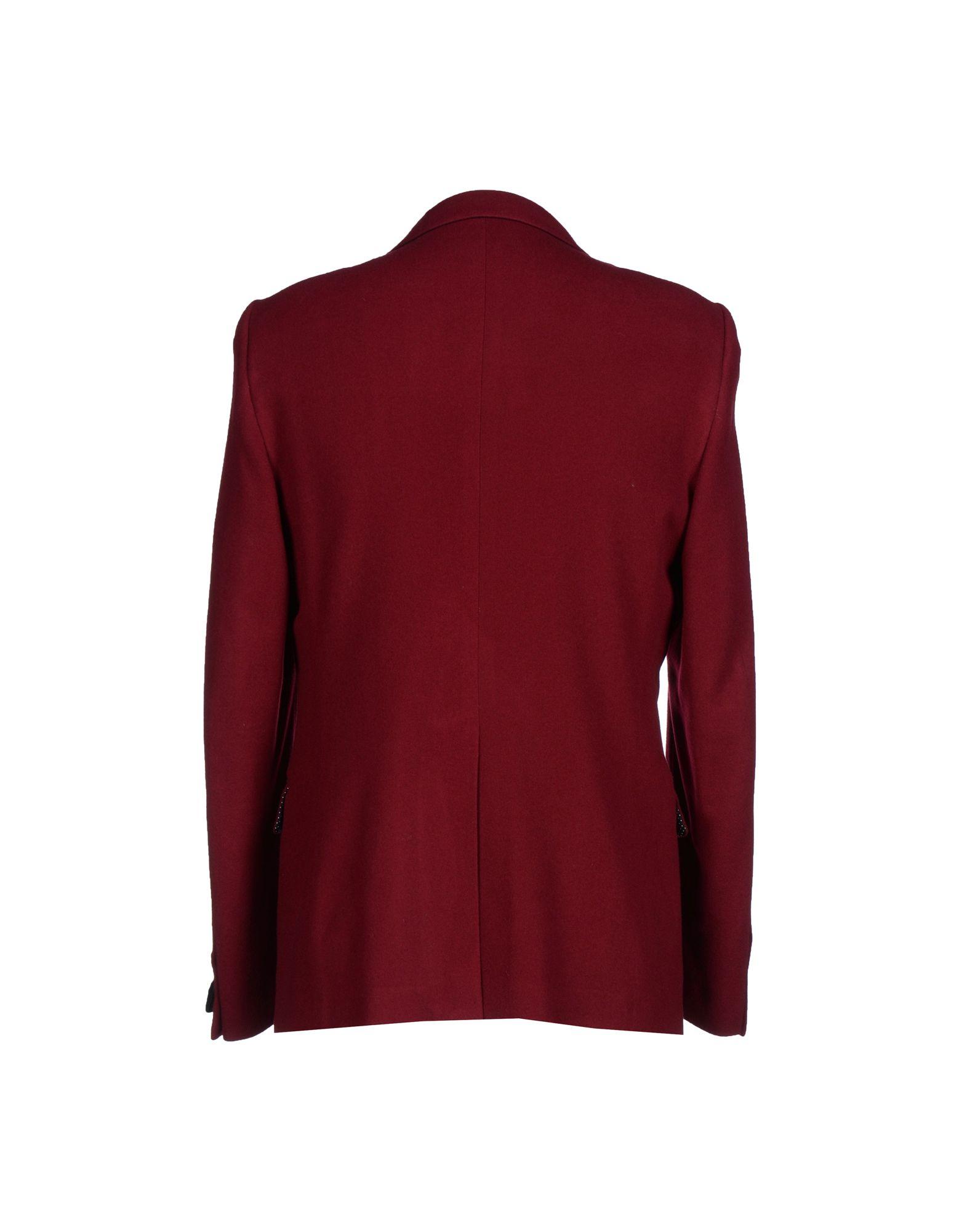 Tonello Blazer In Red For Men Lyst