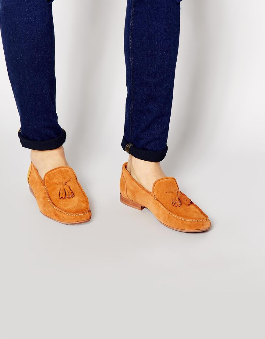Mustard Shoes Men Pants