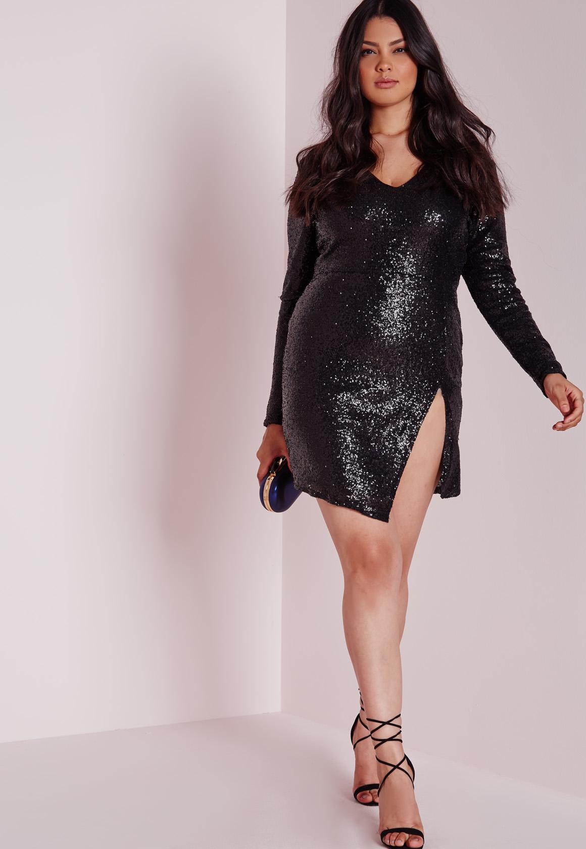 Long Short Sleeve Mini Dress