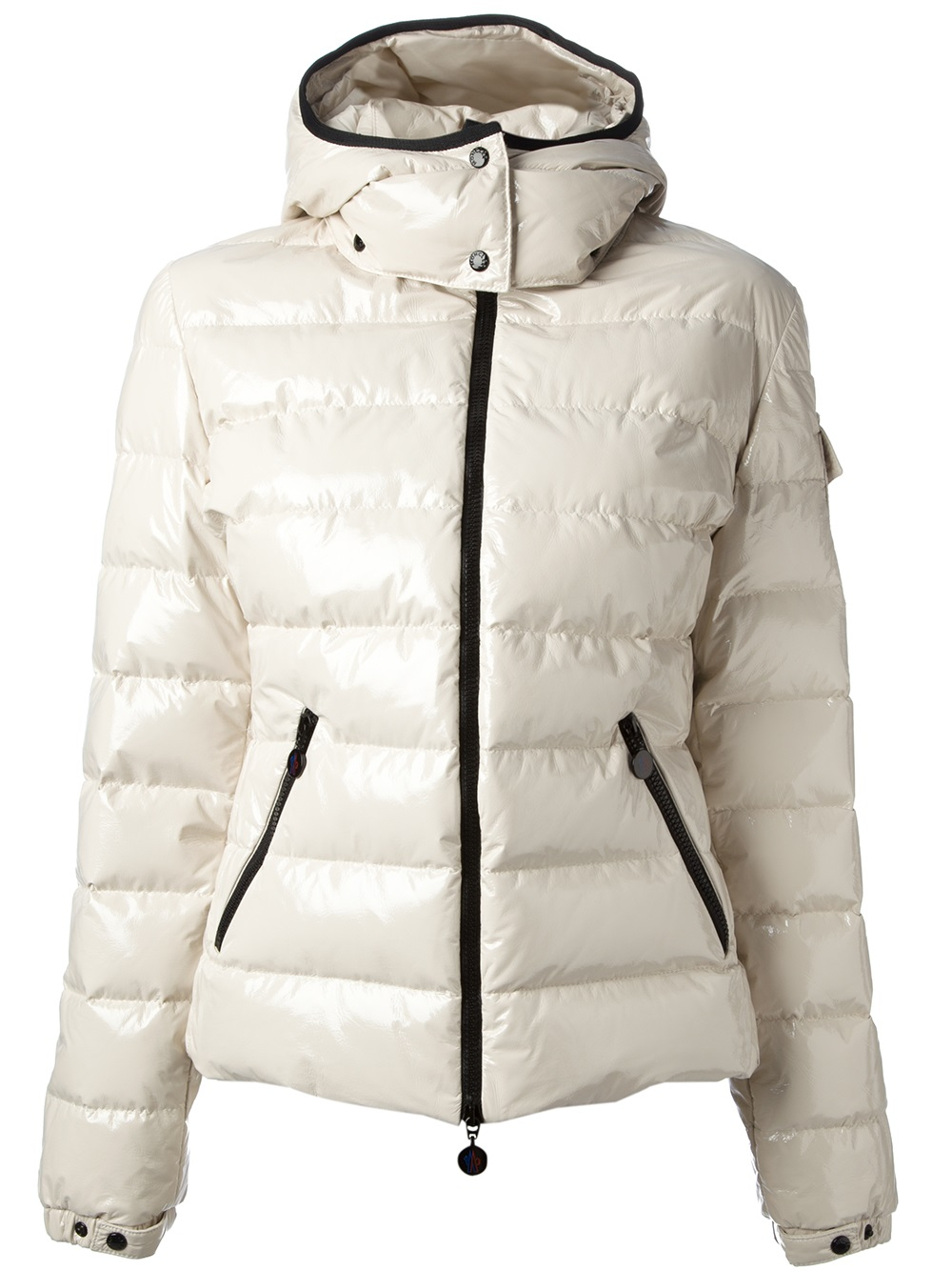 Lyst Moncler Bady Jacket In White