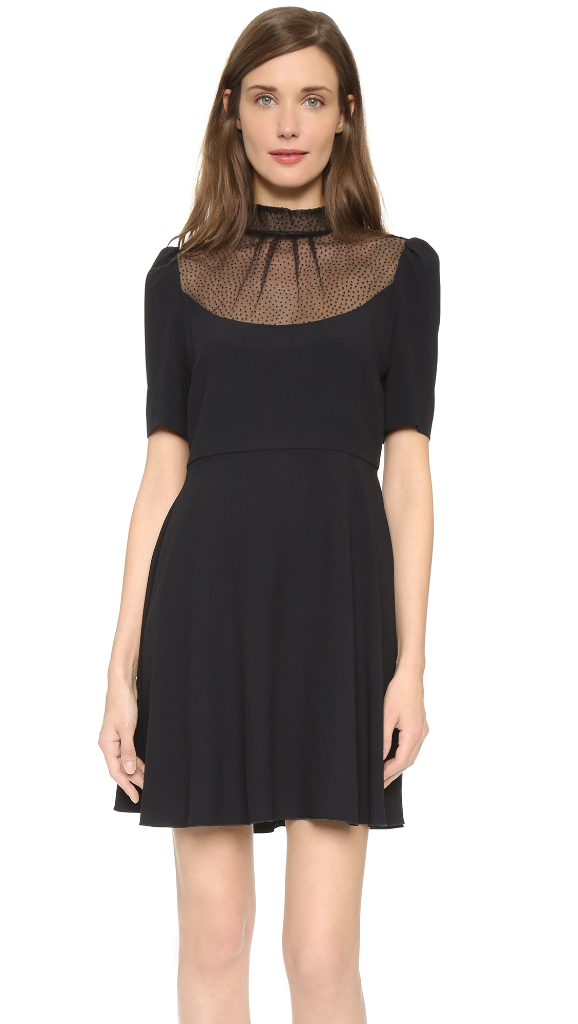 22f767caf41 Valentino Little Black Dress